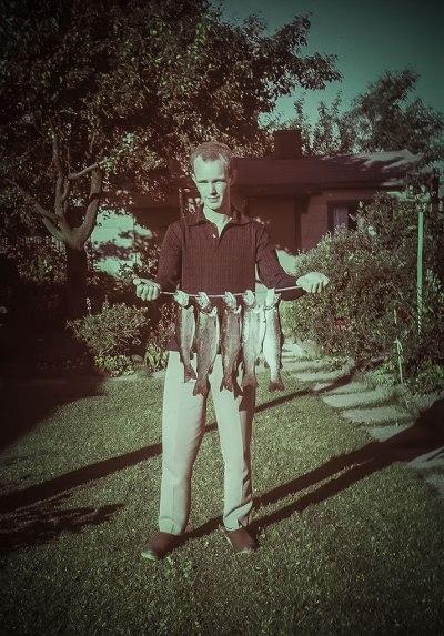 Min far storfiskaren